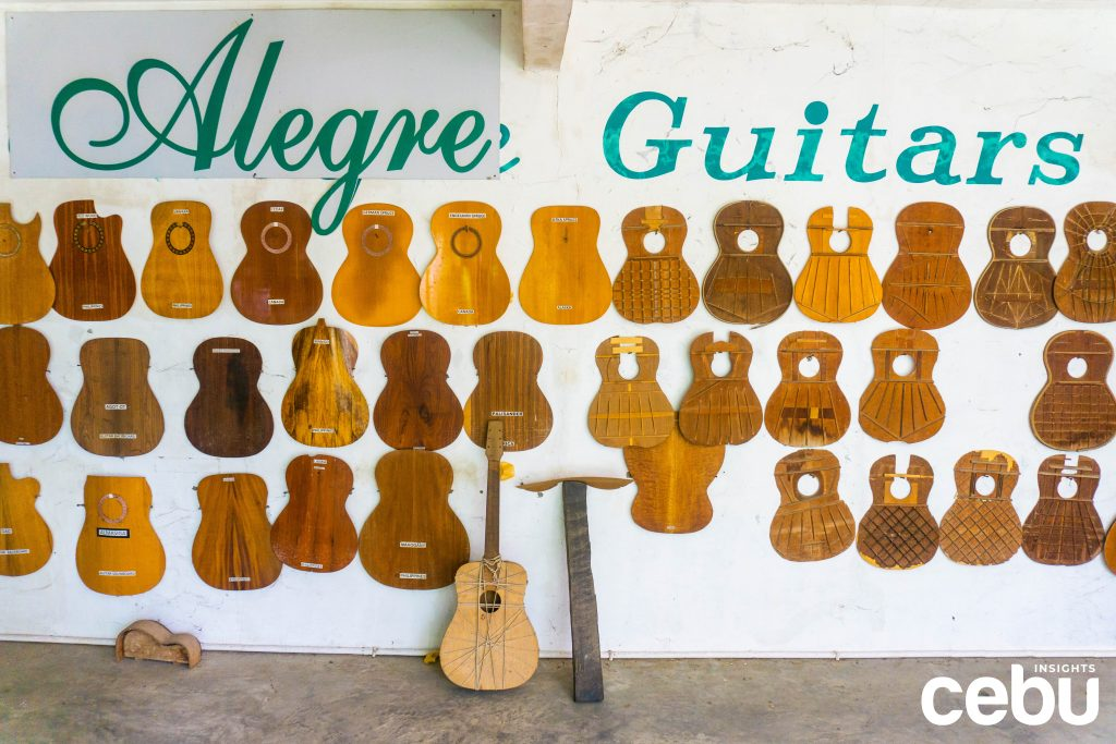 types of wood used to make guitars