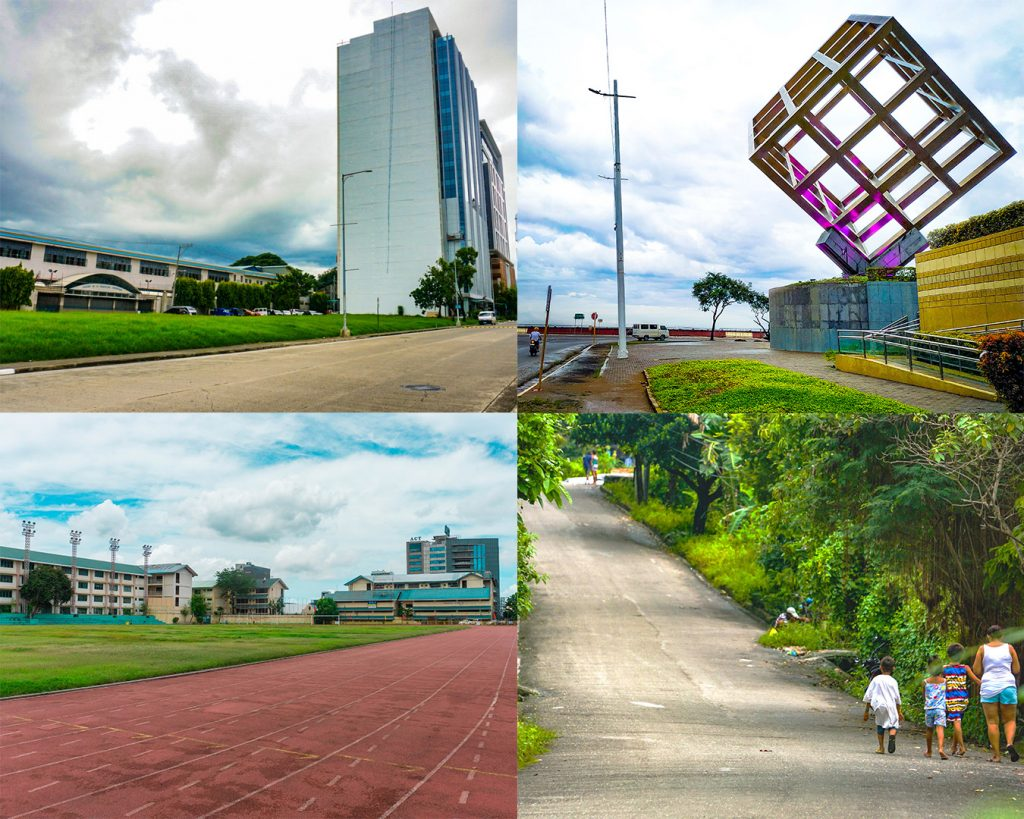 Places in Cebu to jog on a budget