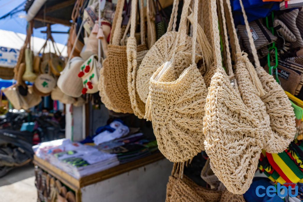 Products sold outside the Mactan Shrine