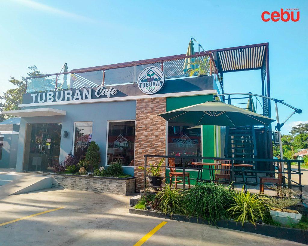 Tuburan Cafe facade