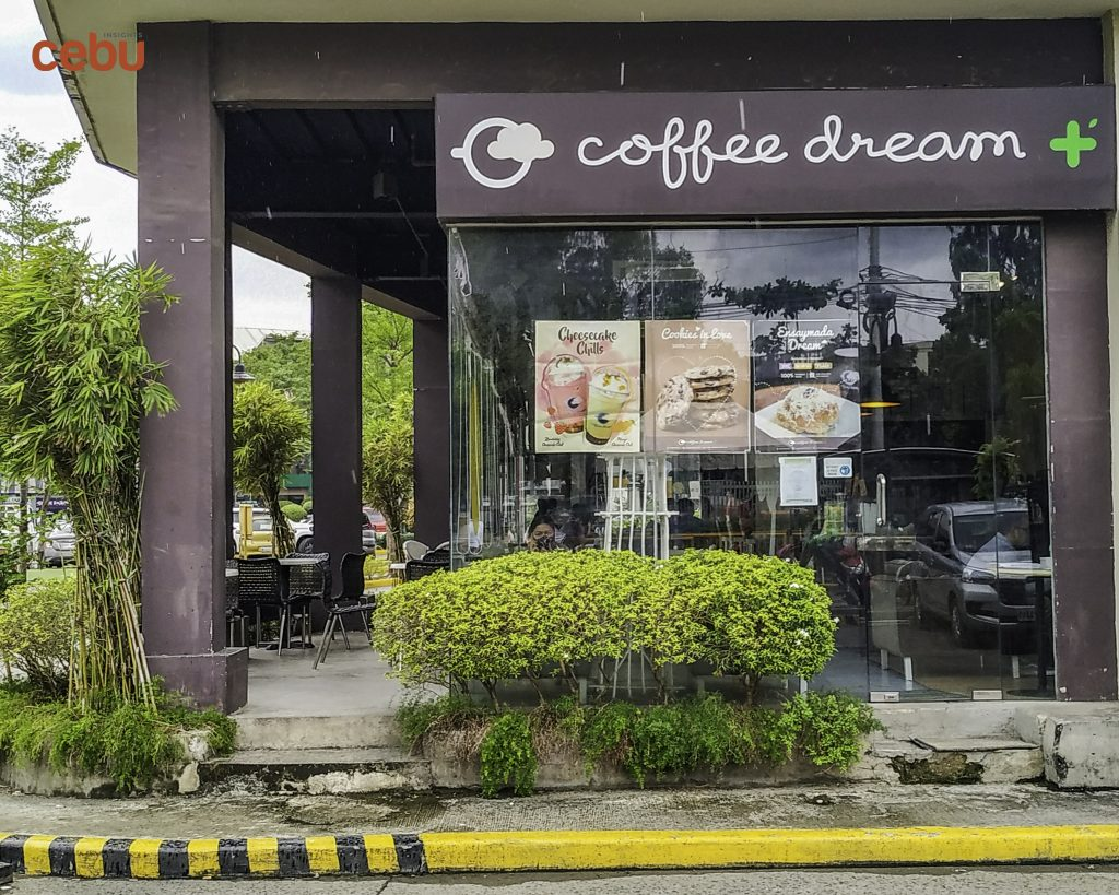Coffee dream at Parkmall