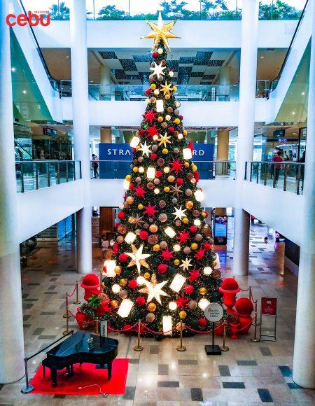 Ayala Center Cebu Christmas tree
